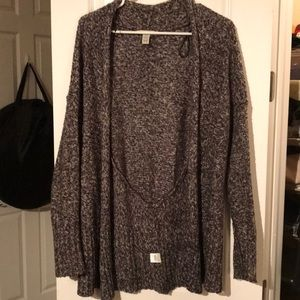 Perfect sweater for layering!